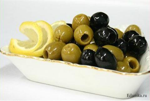 рецепты приготовления салатов из маслин